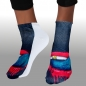 Preview: MOTIV SOCKEN MULTICOLOR MUND ZUNGE